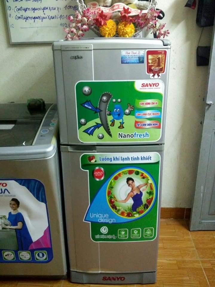 Cách sử dụng và bảo quản Tủ lạnh cũ