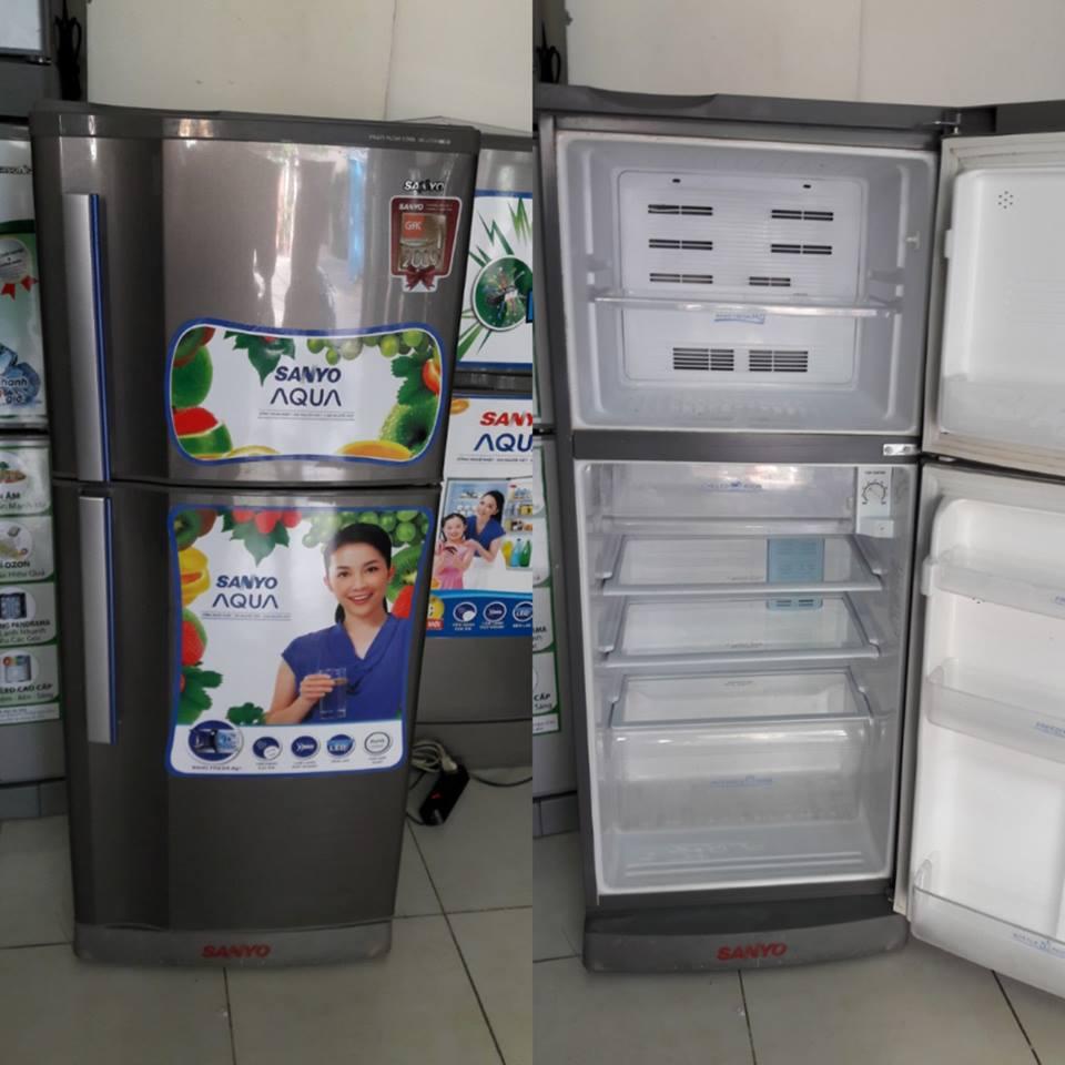Chọn mua tủ lạnh cũ giá rẻ không hề tiết kiệm như bạn vẫn nghĩ đâu!!!!!