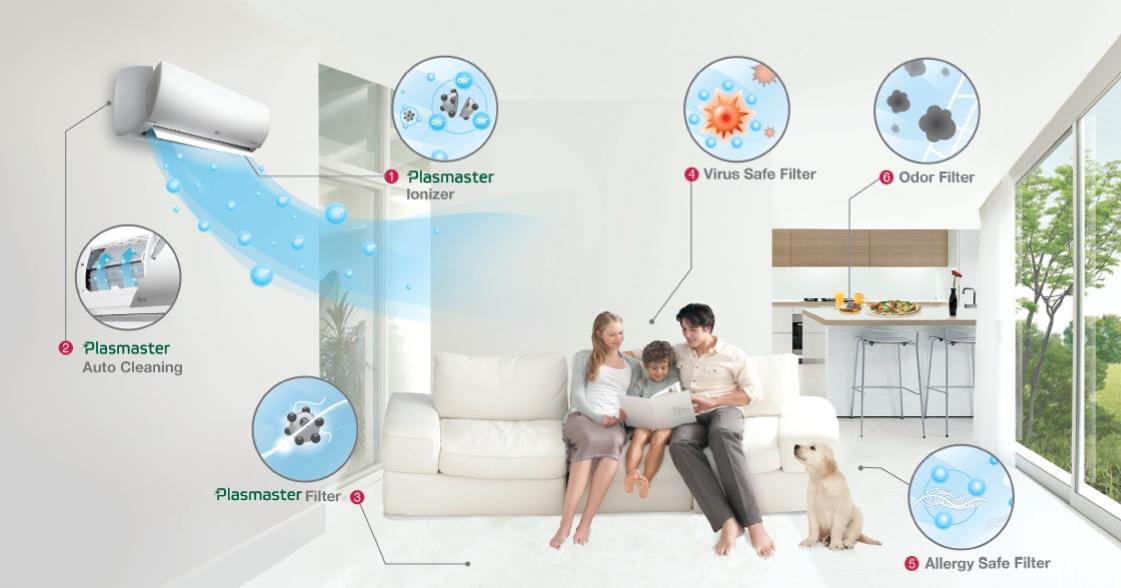 Tư vấn chọn mua máy lạnh Toshiba