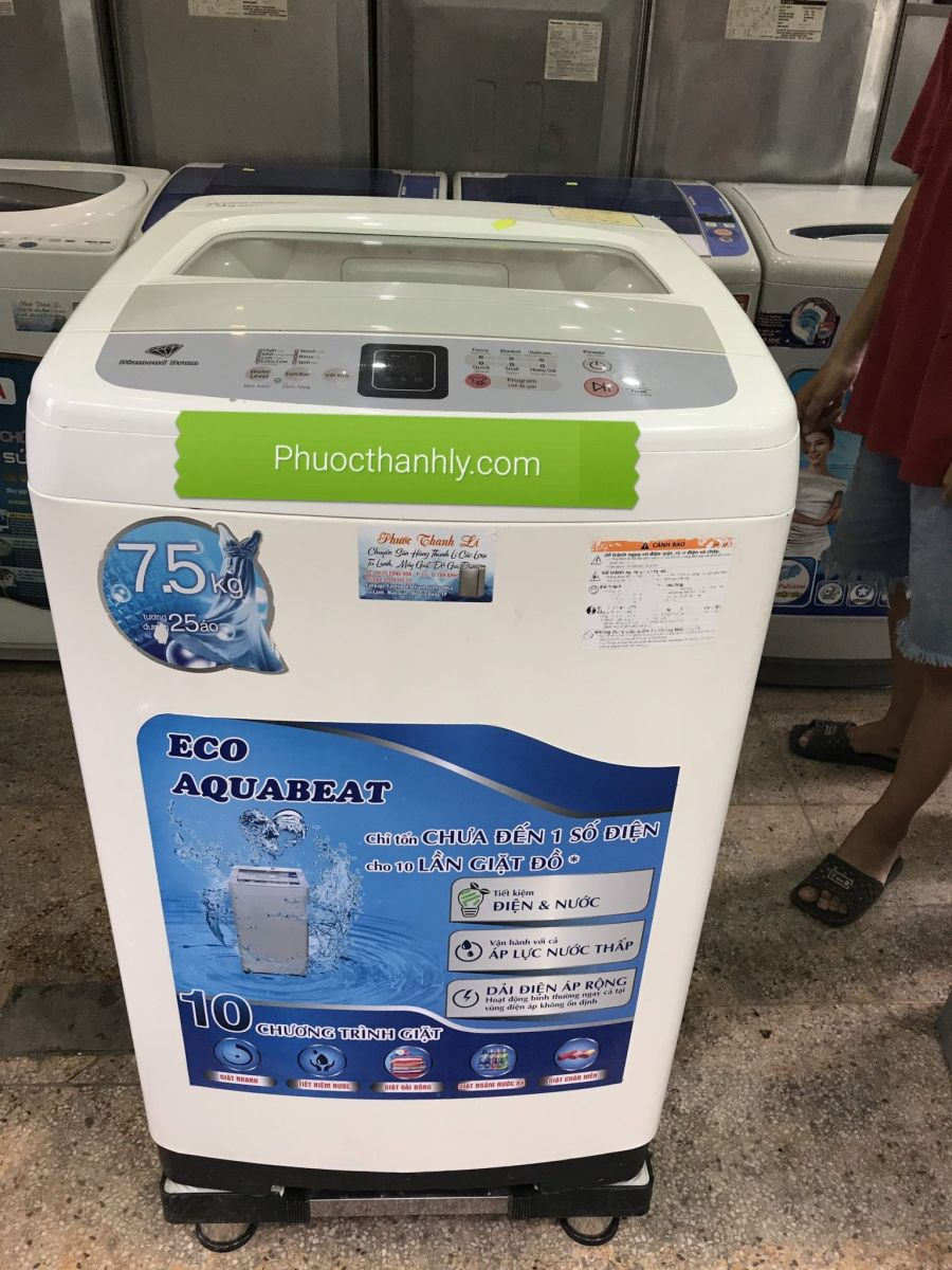 Máy Giặt Samsung 7.5kg