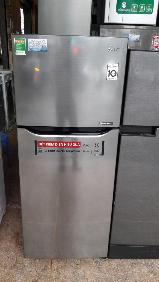 Tủ Lạnh Lg Smart Inverter196l cao cấp