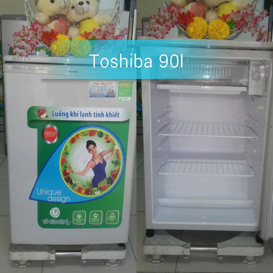 Tủ Lạnh  TOSHIBA 90L