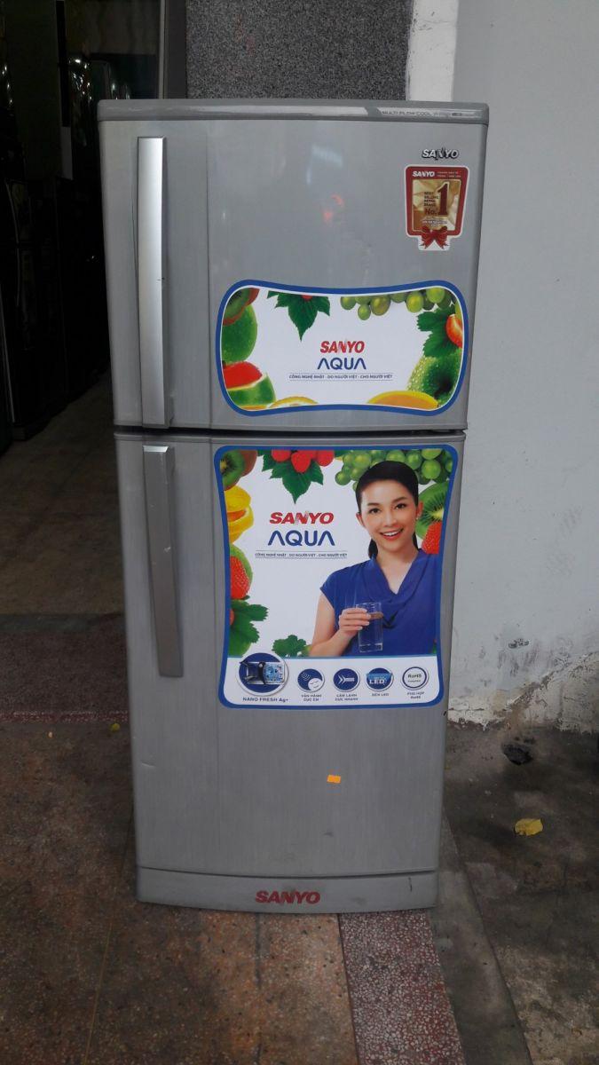 Tủ Lạnh Sanyo cao cấp 185l