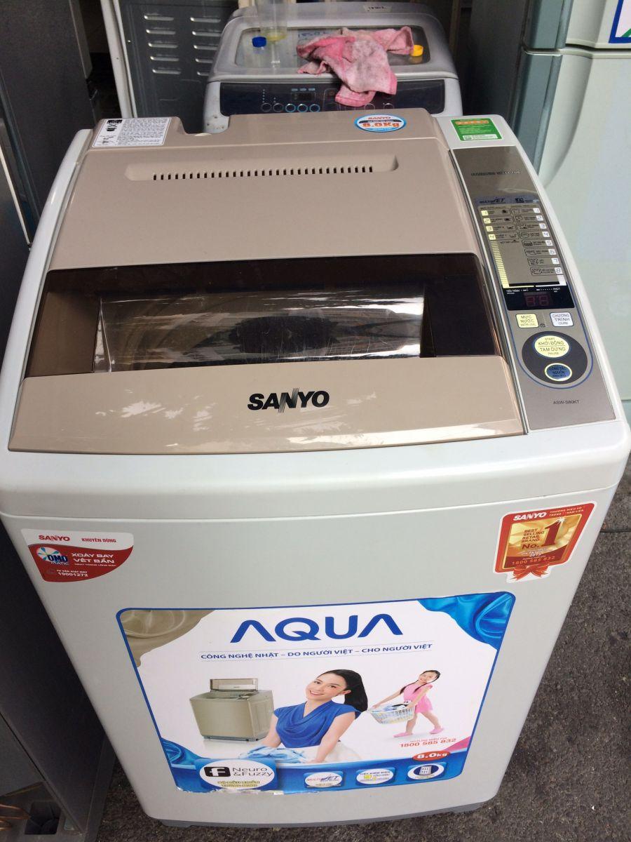 Máy Giặt Sanyo 8KG ĐỜI MỚI