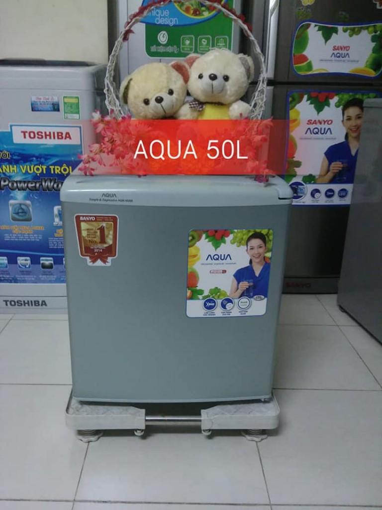 Tủ Lạnh Aqua 50l