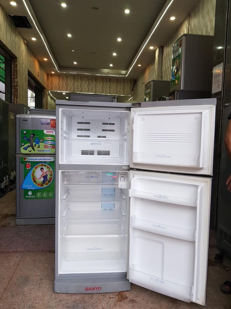 Tủ Lạnh SANYO 170l KHÔNG ĐÓNG TUYẾT