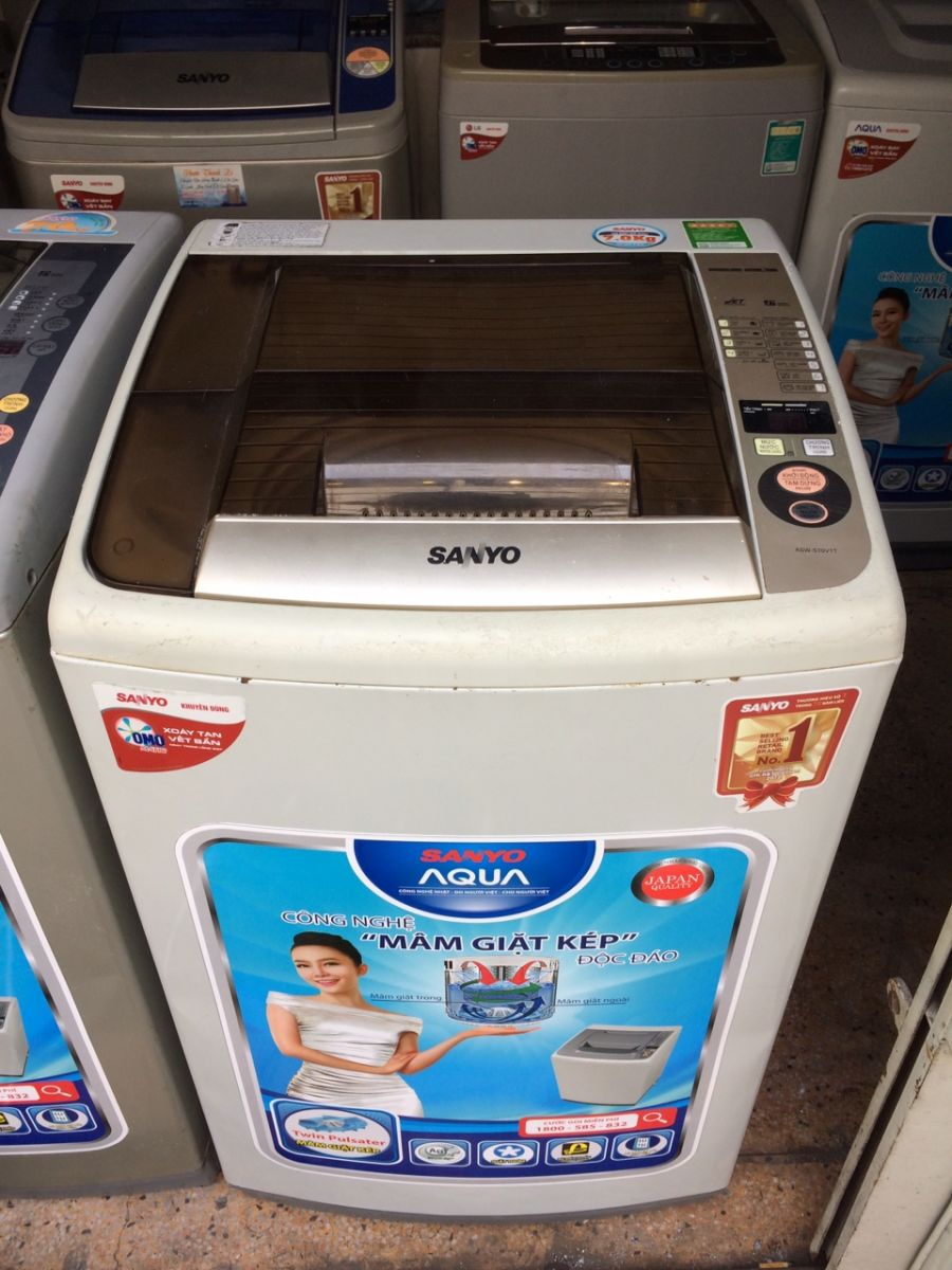 Máy Giặt Sanyo 7kg đời mới