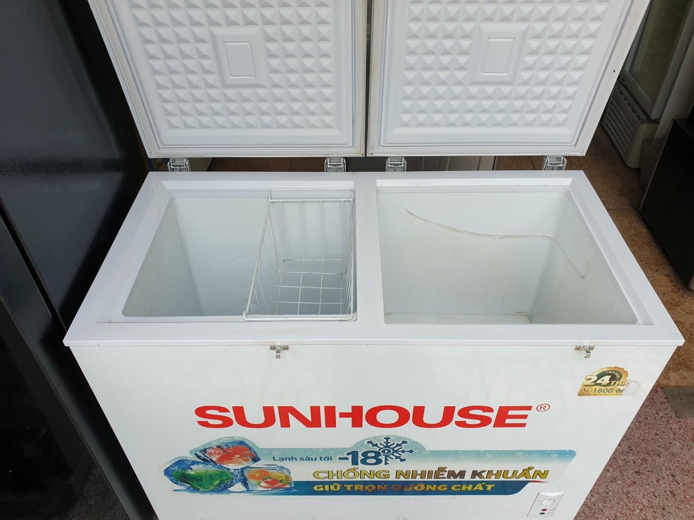Tủ Đông Sunhouse 250l
